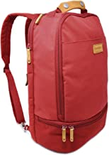 Amber & Ash Everyday Backpack - Slim, Durable & Soft Travel Backpack -