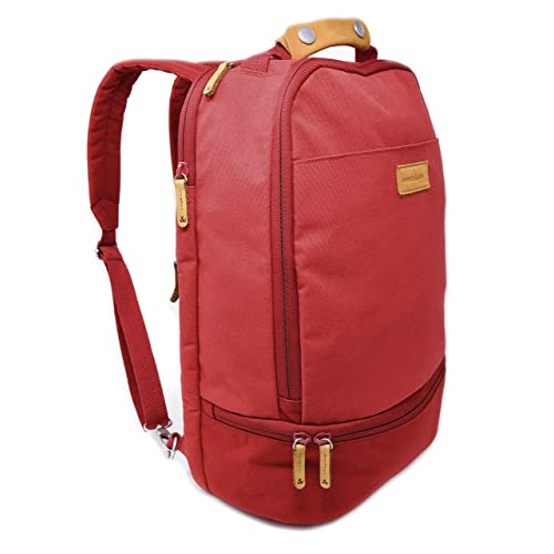 0b56810da8fb2d Amber & Ash Everyday Backpack - Slim and Durable Bag for School, College,  Business