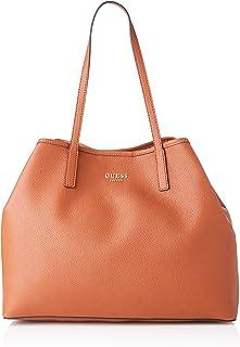 NWT GUESS STEFANIA HANDBAG X-Large Logo Tote Carryall Shoulder Bag GENUINE