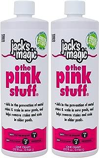 Jack's Magic The Pink Stuff (1 qt) (2 Pack)