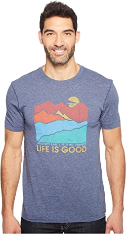 Mountains Cool Tee