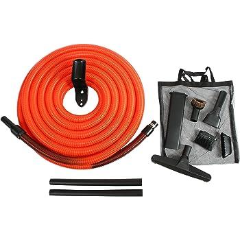 Cen-Tec Systems 99669 50 foot Premium Garage Kit with Orange hose