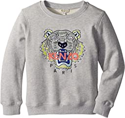 Kenzo Kids - Sweat Classic Tiger (Big Kids)