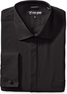 Men's Big-Tall 39000 Solid Dress Shirt