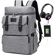 Laptop Backpack Bookbag College Vintage Backpack Travel Backpack Men Women