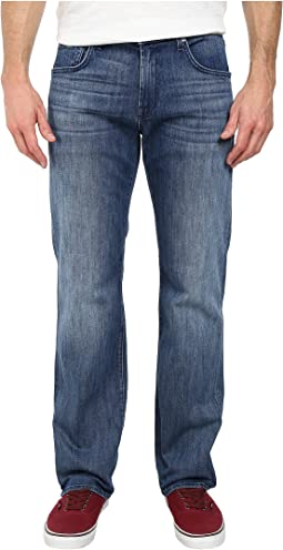7 For All Mankind Austyn Relaxed Straight Leg in Nakkitta Blue