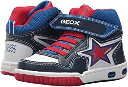 Geox Kids - Jr Gregg 20 (Little Kid/Big Kid)
