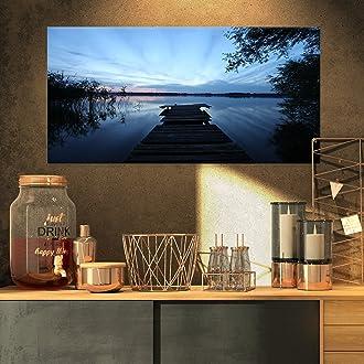 Amazon Com Design Art Pier And Bridge