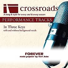 Forever (Made Popular by Kari Jobe) [Performance Track]