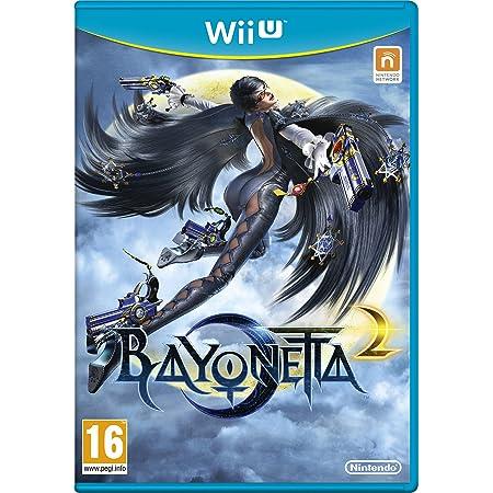 Bayonetta 2 /wii-u