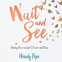 Wait and See: Finding Peace in God's Pauses and Plans