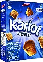 Telma Nougat Creme Filled Kariot Cereal, Family Size (24.2oz) Dairy Free