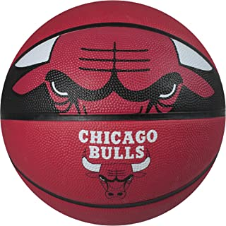 Spalding NBA Courtside Team 戶外橡膠籃球