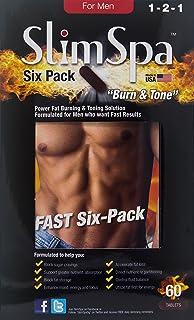 SlimSpa Six Pack, 60ct