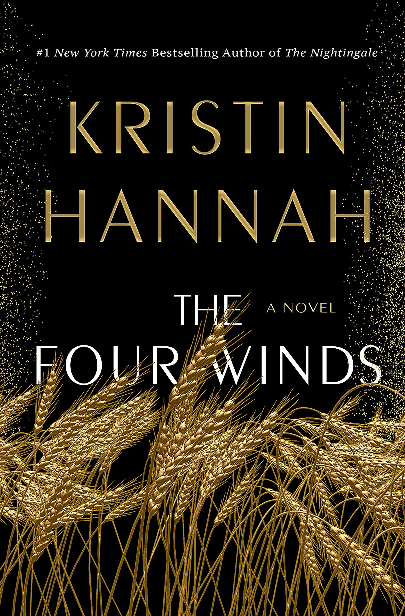 Cover image of The Four Winds by Kristin Hannah