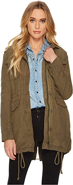 Lucky Brand - Military Jacket