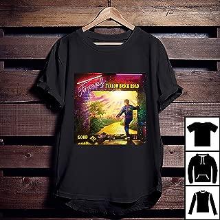 Elton John Shirt - Elton John Tour Farewell Yellow Brick Road Goodbye Unisex men ladies hoodie tank top swearshirt long sleeve Tshirt for Men Women Ladies Kids (3)