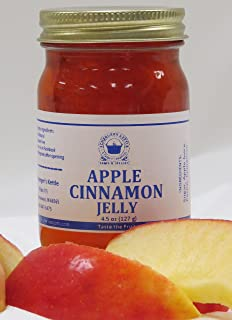 Apple Cinnamon Jelly, 4.5 oz