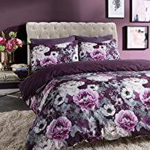 Amazon.co.uk: Aubergine Duvet Covers