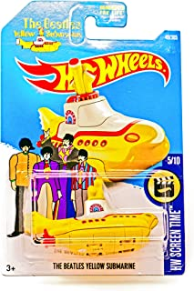 Hot Wheels, 2017 HW Screen Time, The Beatles Yellow Submarine 49/365