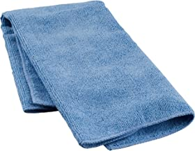 Quickie General Purpose Microfiber Cleaning Cloth-Reusable 12 Pack (49012PDQ), Blue