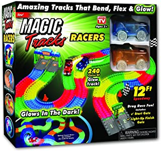 Magic Tracks Magtra-RAC - Juego de Corredores