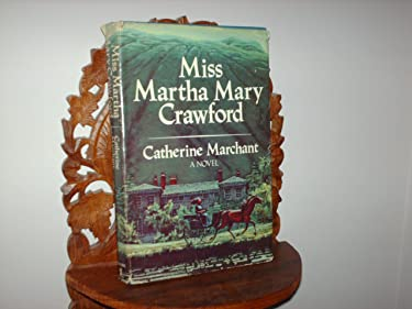 Miss Martha Mary Crawford, Hardcover, 1976 Edition, 248 Pages