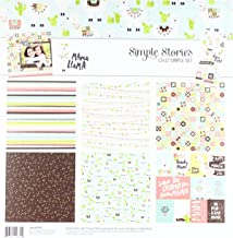 Simple Stories Mama Llama Collection Kit