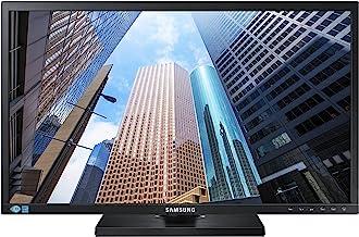 Samsung SE450 Series 27 inch FHD 1920x1080 Desktop Monitor for Business, DVI, VGA, DisplayPort, VESA mountable, 3-Year War...