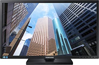 Samsung SE450 Series 24 inch FHD 1920x1080 Desktop Monitor for Business with DisplayPort, DVI, VGA, VESA mountable, 3-Year Warranty, TAA (S24E450D)