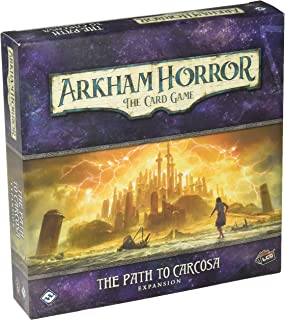 Arkham Horror LCG Echoes of The Past Board Game