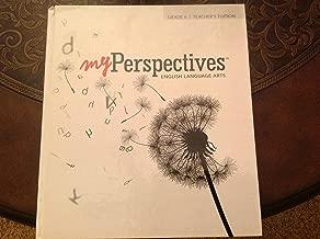 My Perspectives English Language Arts Grade 6 Teacher's Edition