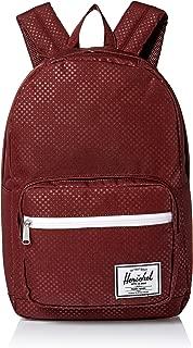 Herschel Pop Quiz Backpack, Plum Dot Check, One Size