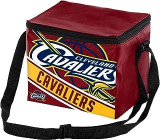 NBA Big Logo Stripe Cooler (6 Pack)