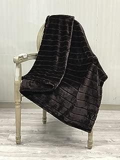 Bertte Throw Blanket Super Soft Cozy Warm Blanket 330 GSM Lightweight Luxury Fleece Blanket for Bed Couch- 50