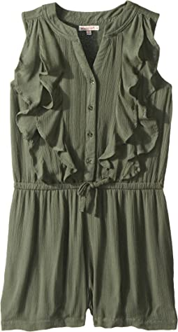 Ruffle Romper (Big Kids)