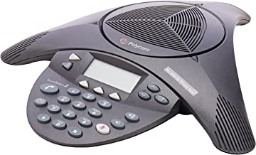 $59 » Polycom SoundStation 2 Non Expandable Analog Conference Phone (2200-16000-001) (Renewed)