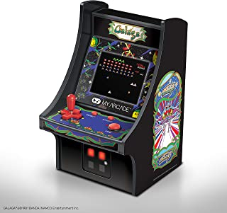 My Arcade Galaga Micro Player - Collectible Mini Arcade Machine