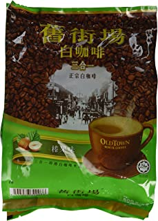Old Town - White Cafe 3in1 Hazelnut 21.2 oz