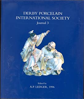 Derby Porcelain International Society: Journal 3, 1996