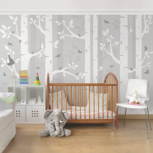 Super Nursery Wallpaper Amazon Co Uk Download Free Architecture Designs Intelgarnamadebymaigaardcom