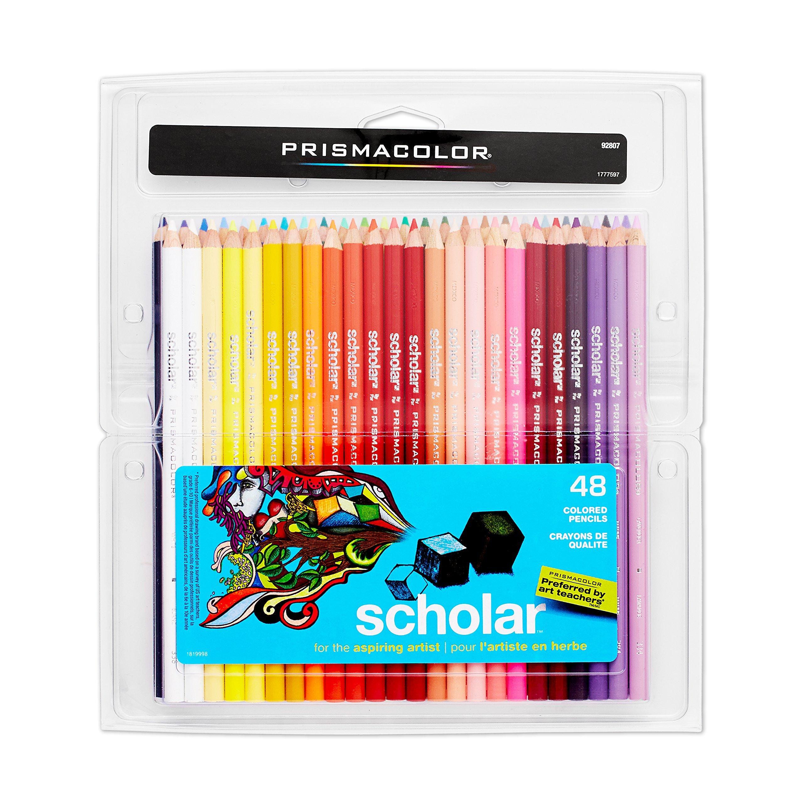 Prismacolor Scholar Colored Pencils Pack