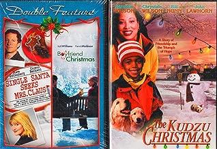 A Boyfriend for Christmas , Single Santa Seeks Mrs. Claus , the Kudzu Christmas : Family Christmas Movie Triple Feature