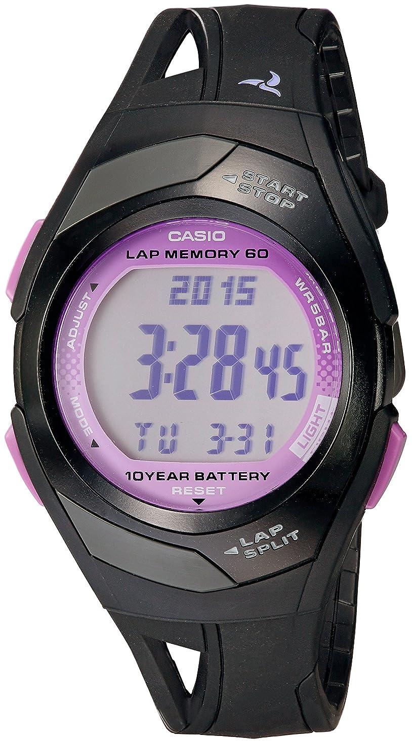ハイブリッド優しいロッカー[カシオ]casio 腕時計 ランナーウォッチ LAP MEMORY60 STR300-1C 【並行輸入品】