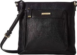 كالفن كلاين حقيبة جلد لل نساء , اسود - H7GEZ7NX-082