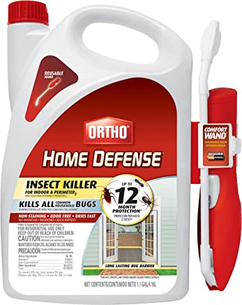 Ortho 0220910 Wand Home Defense Insect Killer for Indoor & Perimeter2 with Comfort, 1.1 GAL