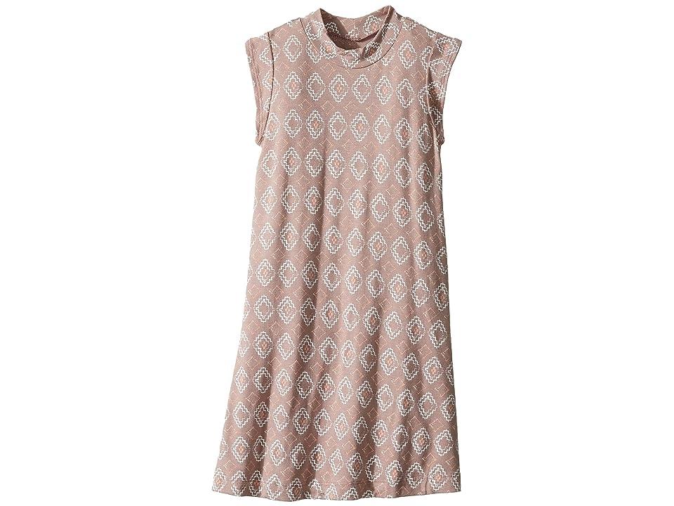 O'Neill Kids Rosa Dress (Toddler/Little Kids) (Stucco) Girl's Dress
