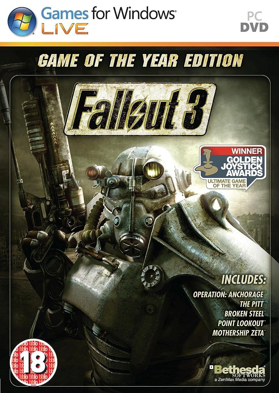 頑丈音選出するFallout 3: Game of The Year Edition (輸入版 EU)