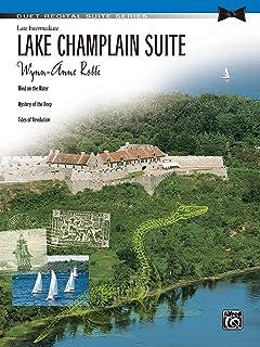 Lake Champlain Suite: Sheet
