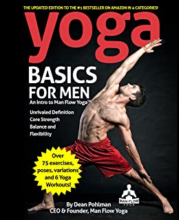 Yoga Basics for Men: An Intro to Man Flow Yoga (English Edition)